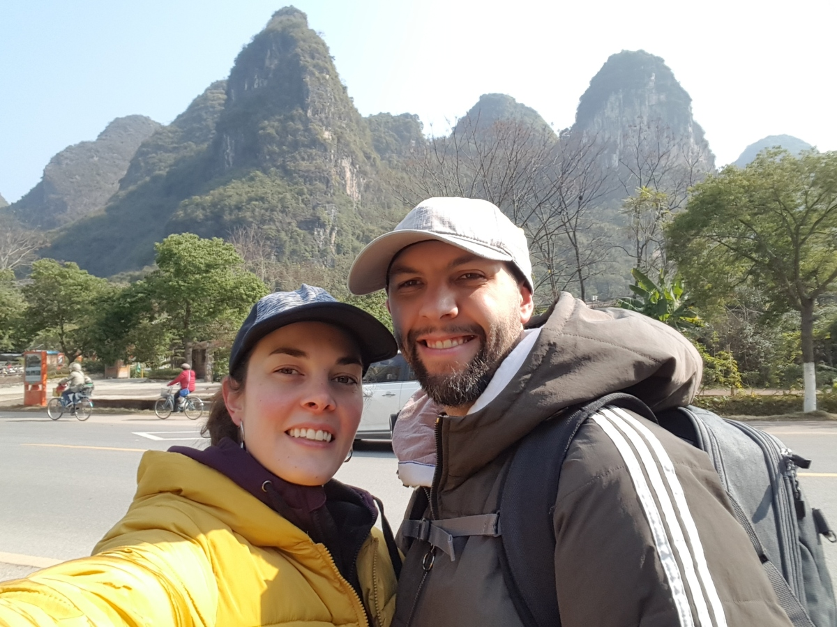 Bike Ride – Yangshuo's Ten Mile Gallery