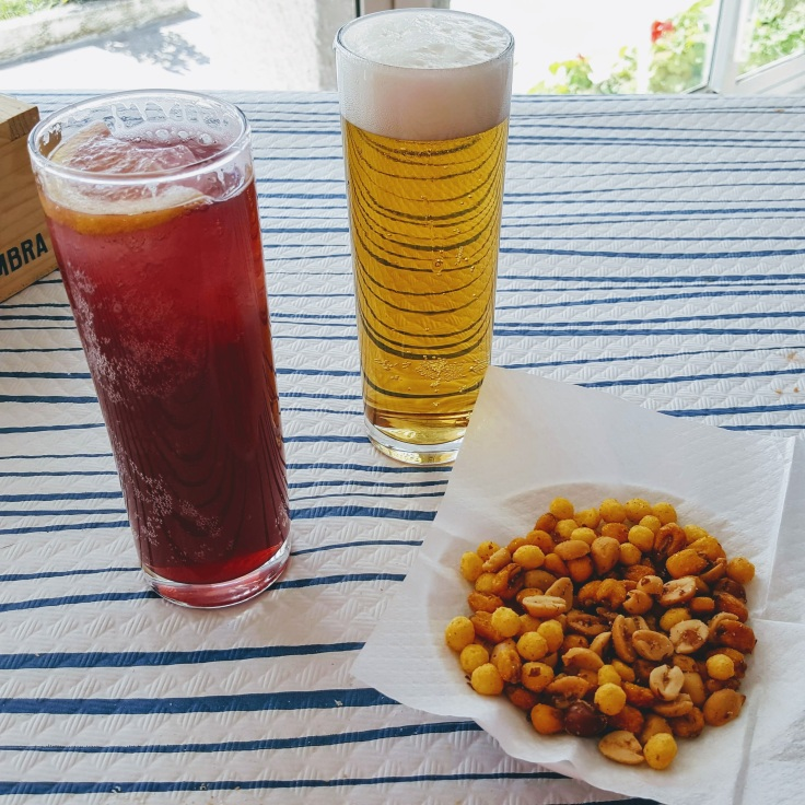 Snack Mix Tapas - The Places We Live