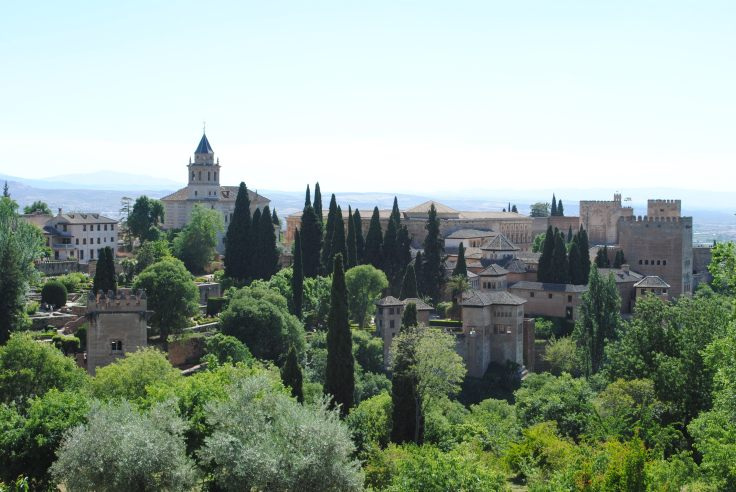 Alhambra, Andalusia, Spain - The Places We Live